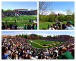 Charlotte Football spring game 2013