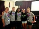 College Conference - CHARLOTTE crew