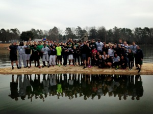 2014 FCA Winter Blitz - 49er crew
